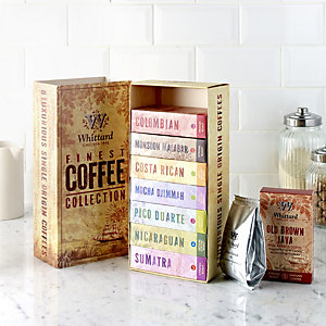 Whittard of Chelsea Finest Coffee Collection