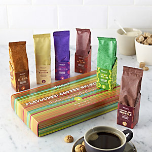 Whittard of Chelsea Flavoured Coffee Selection