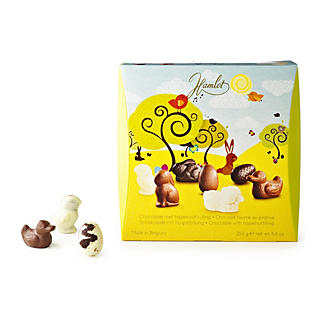 Novelty Chocolate Animals