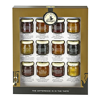 Mrs Bridges® 12 Mini Jam Box Set