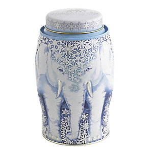 Elephant Tea Caddy