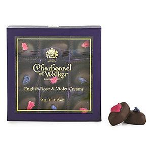 Charbonnel Rose & Violet Creams