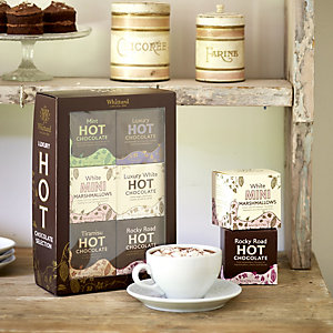Whittard of Chelsea Hot Chocolate Selection