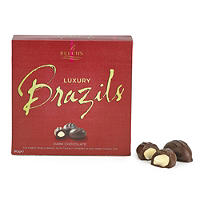 Beech's Dark Chocolate Brazils