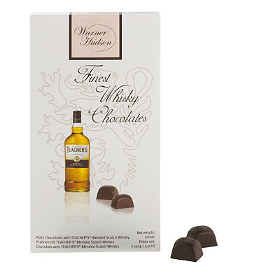 Teachers® Liqueur Chocolates