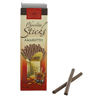 Amaretto Chocolate Sticks
