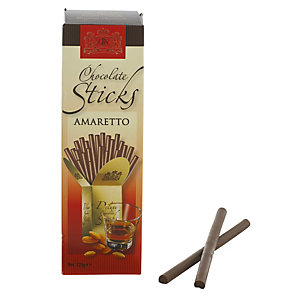 Amaretto Chocolate Sticks