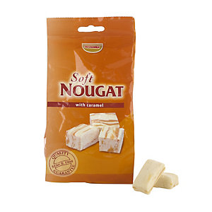 Nougat with Caramel
