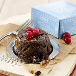 Cole's Individual Gluten Free Christmas Pudding