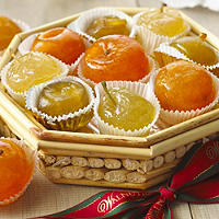 Glacé Fruit Tray