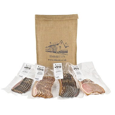 Bacon Starter Pack in Jute Bag