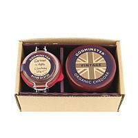 Godminster Cheddar & Chutney Gift Set