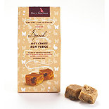 Monty Bojangles Hot Cross Bun Fudge
