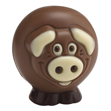 Belfine Chocolate Pig