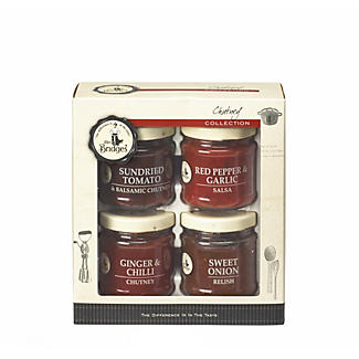 Mrs Bridges Chutney Selection Box