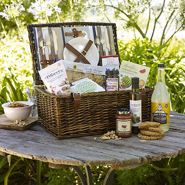 British Summer Hamper