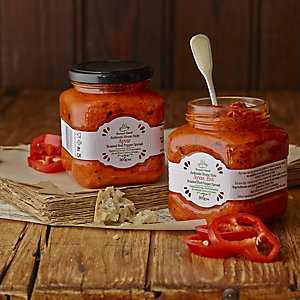 Granny's Secret Ayvar Red Pepper Duo