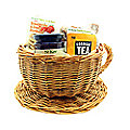 St Kew® Cornish Teacup Hamper