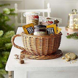 St Kew® Cornish Teacup Hamper alt image 2