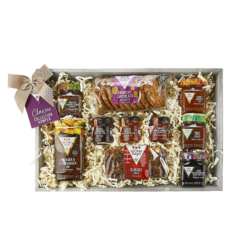 Cottage Delight The Farmhouse Selection Food Hamper