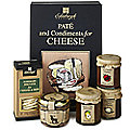 Edinburgh Preserves Pate and Condiments For Cheese Gift Set