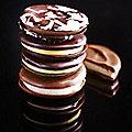 Thomas & Grace® Chocolate Macaroons