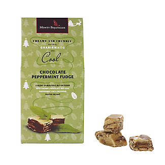 Monty Bojangles Chocolate Peppermint Fudge