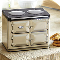 Aga Design Biscuit Tin & Ginger & Honey Biscuits 320g