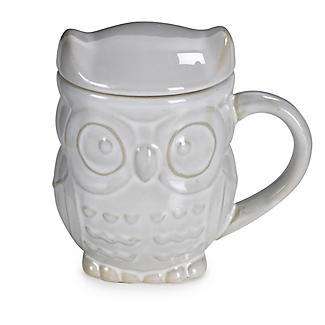 Owl Hot Chocolate Mug