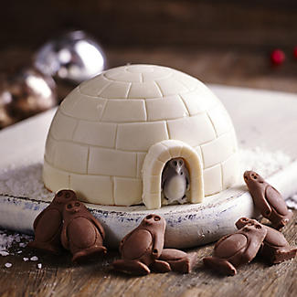 Choc on Choc Igloo