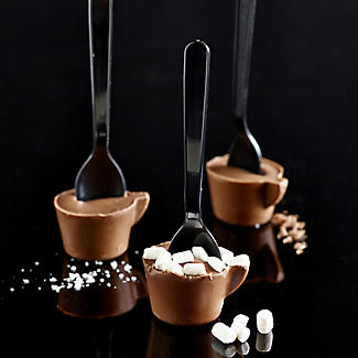 Thomas & Grace® 3 Hot Chocolate Spoons alt image 3