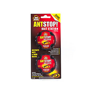 Ant Stop! Ant Trap Bait Station 2 x 10g