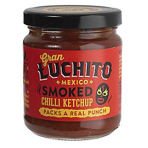 Gran Luchito Smoked Chilli Ketchup