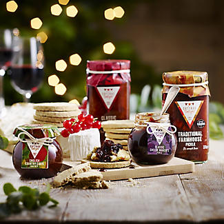 Cottage Delight The Cheeseboard Savoury Food Hamper alt image 2