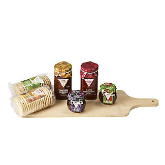 Cottage Delight The Cheeseboard Savoury Food Hamper alt image 3