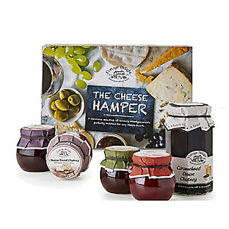 Cottage Delight The Cheese Hamper Collection