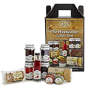 The Weekend Selection Box Hamper