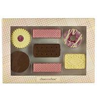 Choc on Choc Chocolate Biscuits