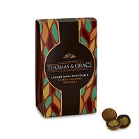 T&G Luxury Salted Caramel Truffles 120g