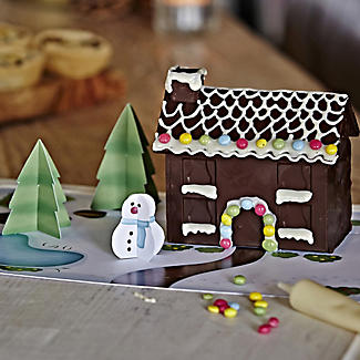 Build Your Own Chocolate House In Kits Sets And