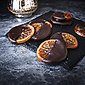 Choc O Fruits Chocolate Orange Slices