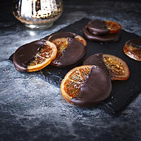 Choc O Fruits Chocolate Orange Slices