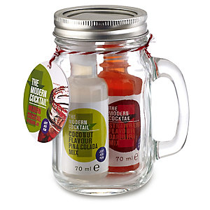 The Modern Cocktail® Mason Jar Gift Set