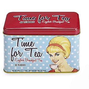 Time for Tea Breakfast Tea Tin