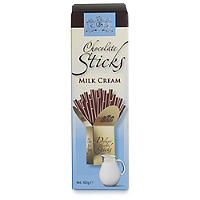 Milk Cream Chocolate Sticks