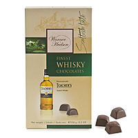 Whisky Chocolate Liqueurs