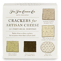Crackers For Cheese Individual Serving Selection