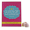 Queen of Awesomeness Strawberry Dreams