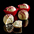 Thomas and Grace Candy Cane Truffles