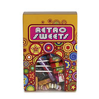 Retro Sweets Box